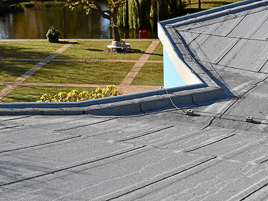 Bekannt Flachdach – Bitumen - Dachdeckerei in Plön | Dachdecker | Dachtechnik NZ02